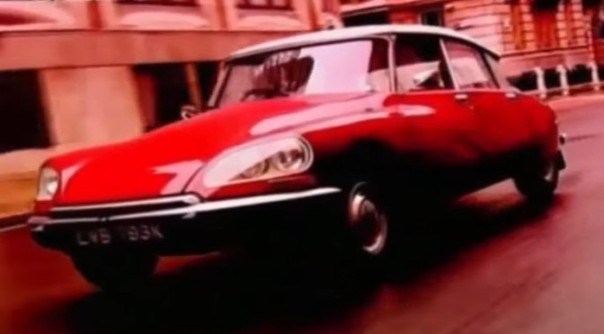 Top Gear 01-03: Citroën DS