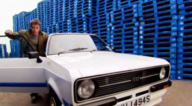 Top Gear 01-02: Ford Escort RS1800