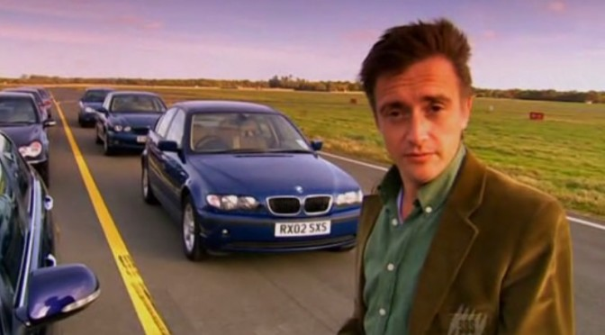 Top Gear 01-04: Family Saloon Formula One