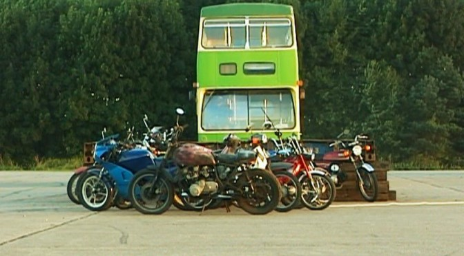 Top Gear 01-02: How many bikes can you jump with a bus?