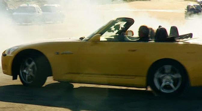 Top Gear 01-03: Granny Doughnut Challenge