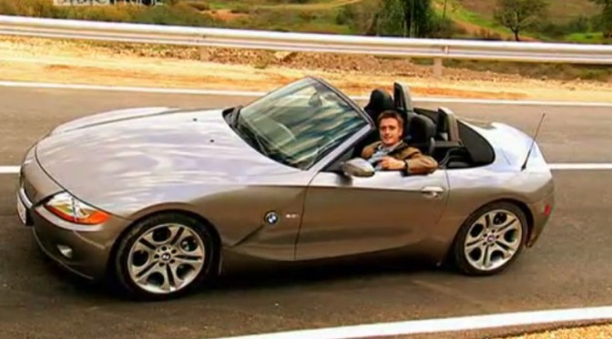Top Gear 01-06: BMW Z4