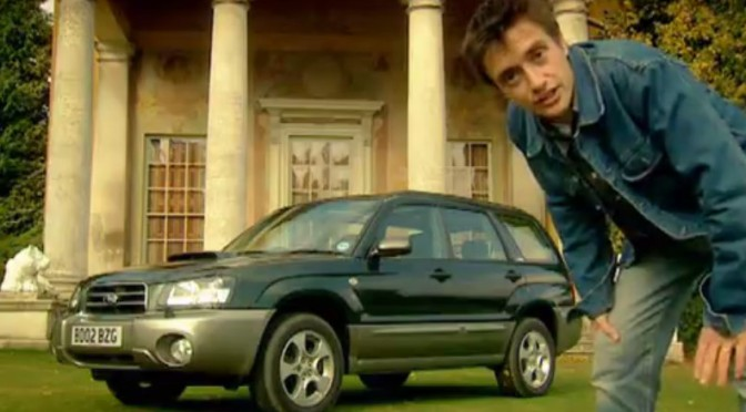 Top Gear 01-09: Subaru Forester