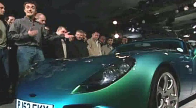 Top Gear 01-10: TVR T350C