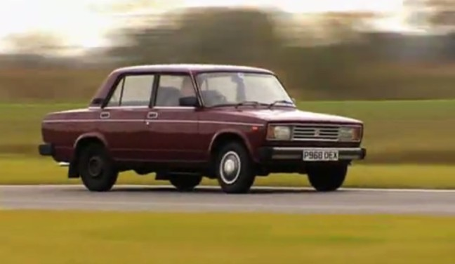 top gear 01 08 lada riva modified by lotus richard hammond unofficial fansite. Black Bedroom Furniture Sets. Home Design Ideas