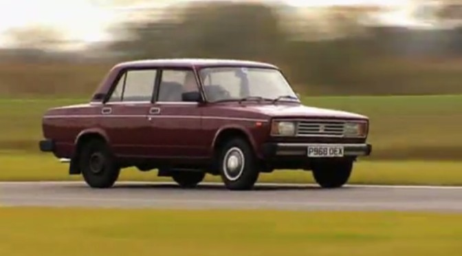Top Gear 01-08: Lada Riva modified by Lotus