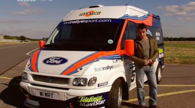 Top Gear 01-08: The Fastest White-Van Man