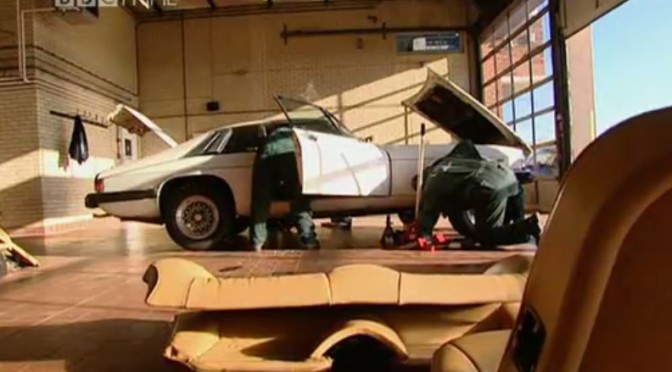 Top Gear 01-09: Stripped Down Jaguar XJS