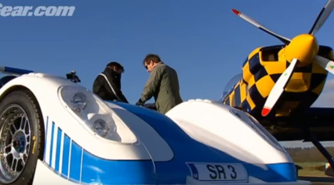 Top Gear 01-09: Radical SR3 vs. Aerobatic Plane
