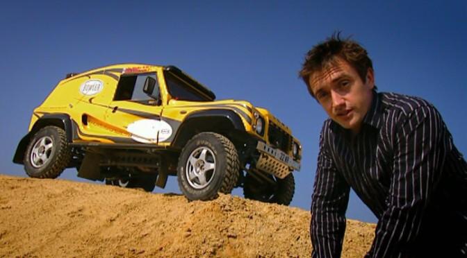 Top Gear 02-01: Bowler Wild Cat