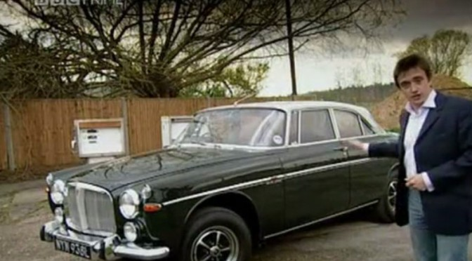 Top Gear 02-02: Rover P5