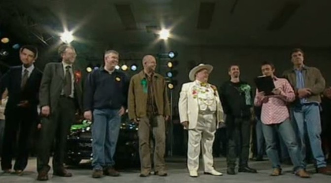 Top Gear 02-02: The Fastest Political Party