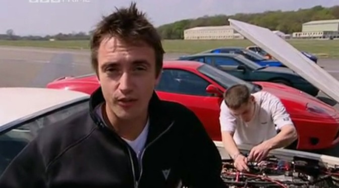 Top Gear 02-03: Nitorous Oxide Jaguar XJS vs Supercars