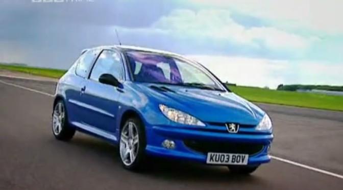 Top Gear 02-06: Peugeot 206 GTi