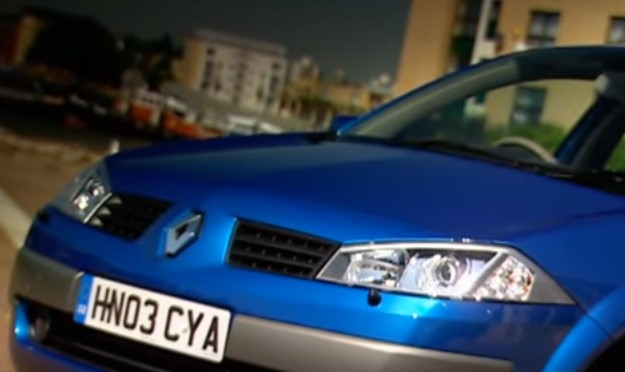 Top Gear 02-07: Renault Mégane