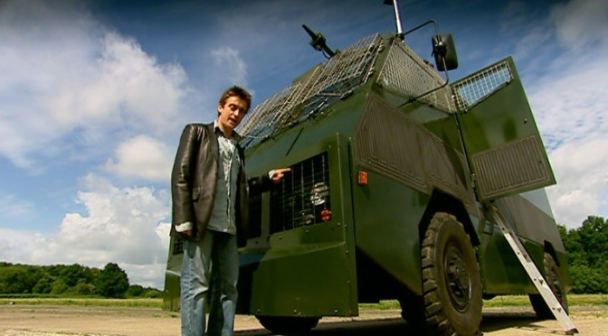 Top Gear 02-07: The Talon Riot Control Vehicle