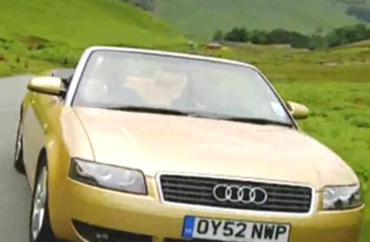 Top Gear 02-08: Cabriolets