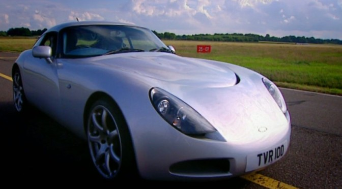 Top Gear 02-10: TVR T350C