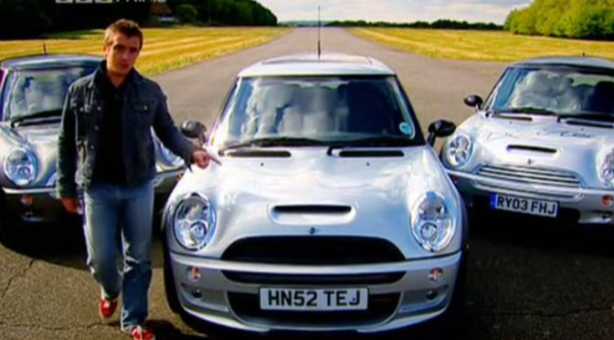Top Gear 03-04: Mini Coopers