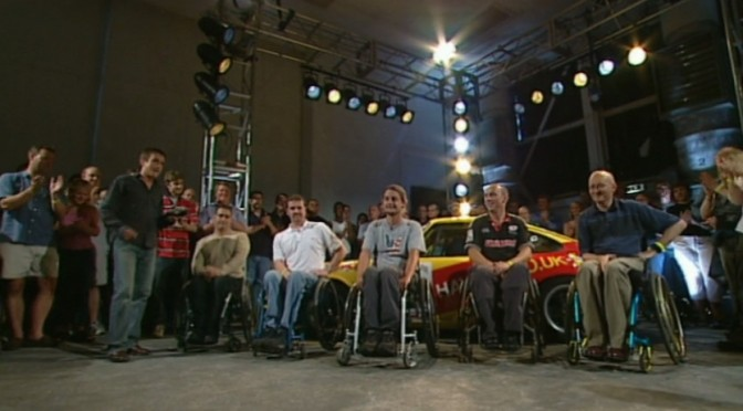 Top Gear 02-10: The Fastest Disabled Driver