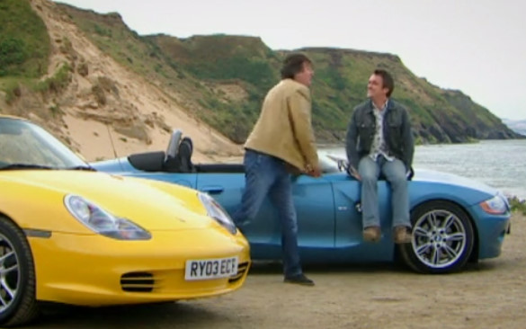 Top Gear 03-02: BMW Series 2, M3 and Z4
