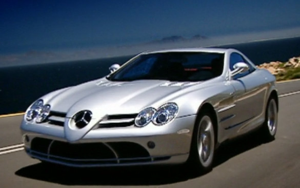 Top Gear 03-07: Mercedes-Benz SLR McLaren