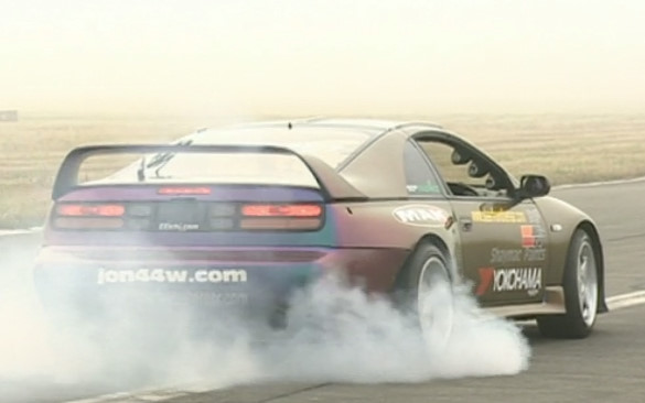 Top Gear 03-07: Boffin Burnout Challenge