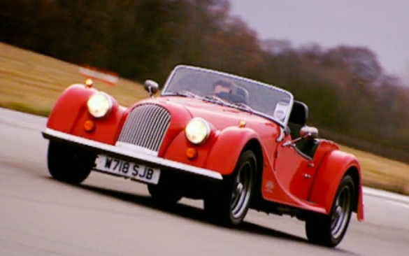 Top Gear 03-07: Morgan Plus 8