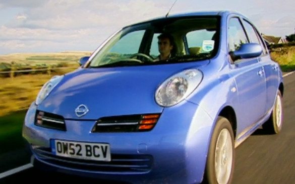 Top Gear 03-08: Nissan Micra