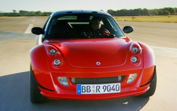 Top Gear 03-09: Smart Roadster Brabus