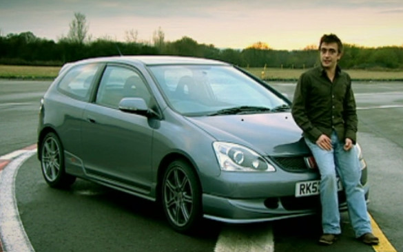 Top Gear 03-09: Honda Civic Type R