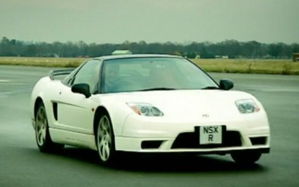 Top Gear 03-09: Honda NSX Type R