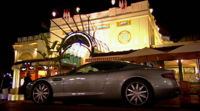 Top Gear 04-01: Aston Martin DB9 vs TGV