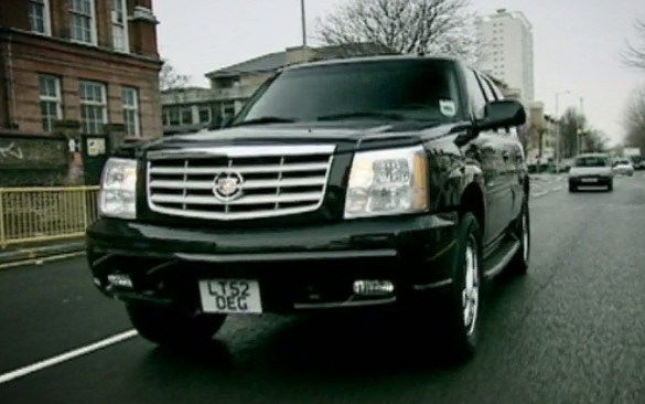 Top Gear 04-02: Cadillac Escalade