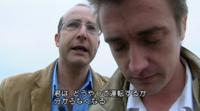 Top Gear 04-02: Richard gets hypnotised