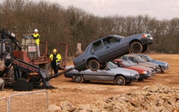 Top Gear 04-04: Car Darts