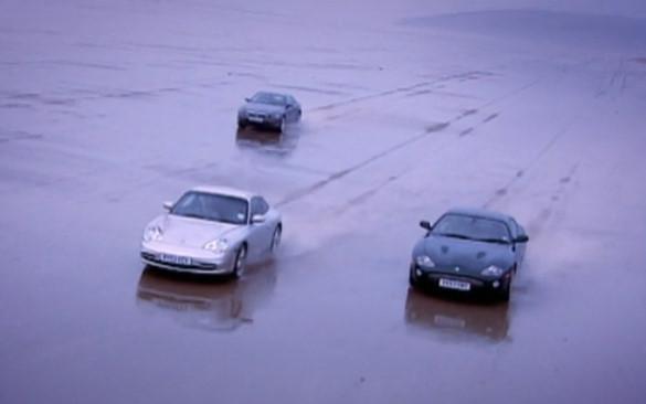 Top Gear 04-05: Sandblast Challenge