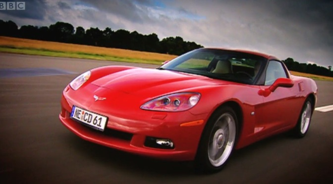 Top Gear 04-10: Chevrolet Corvette
