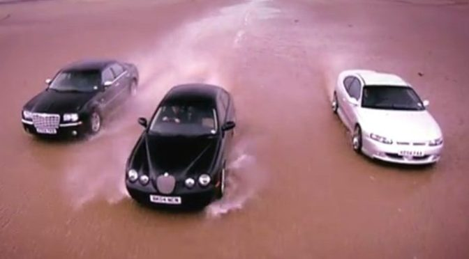 Top Gear 05-01: Muscle Car Challenge on Pendine Sands
