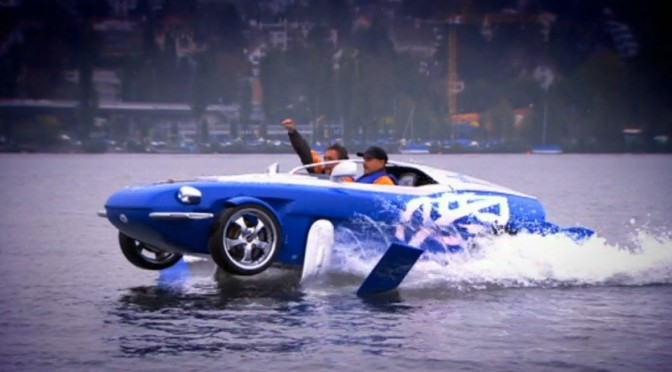 Top Gear 05-03: Which is the craziest car in the world?