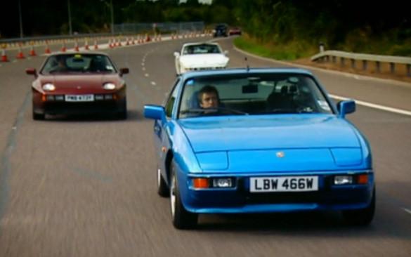 Top Gear 05-06: £1500 Porsche Challenge