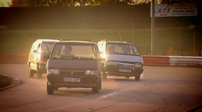Top Gear 05-05: People Carrier Racing
