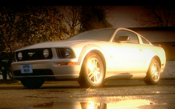 Top Gear 05-07: Ford Mustang