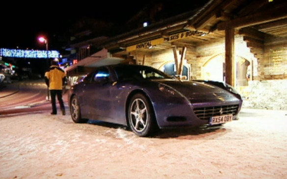 Top Gear 05-08: Ferrari 612 Scaglietti vs Jet Plane