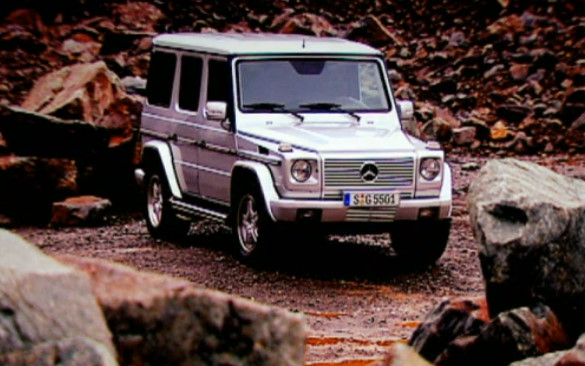 Top Gear 05-09: Mercedes-Benz G55 AMG