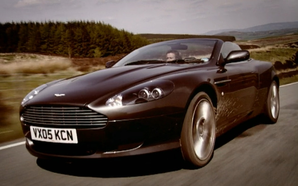 Top Gear 06-03: Aston Martin DB9 Volante