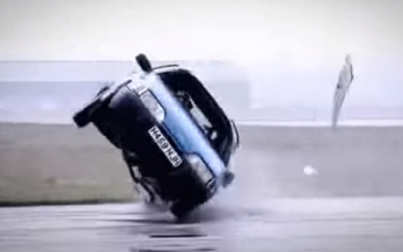 Top Gear 06-09: How many times can a car roll over at high speed?