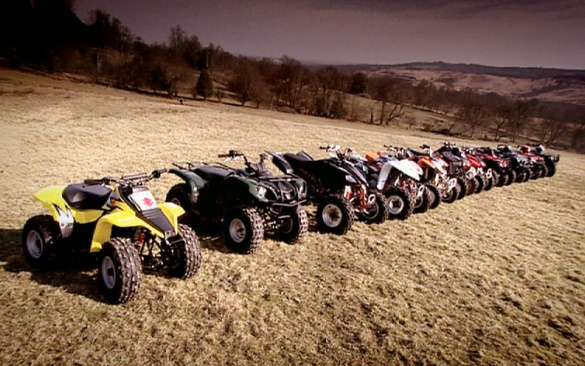 Top Gear 06-10: Outdoor Toys