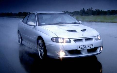 Top Gear 06-11: Vauxhall Monaro VXR