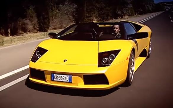 Top Gear 06-11: Lamborghini Murciélago Roadster